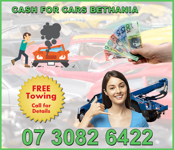 cash for cars Bethania