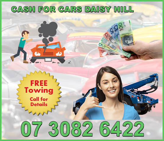 cash for cars Daisy Hill